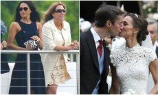 Atstumtoji Meghan: princo Harry merginai leista dalyvauti tik antroje P. Middleton vestuvių dalyje