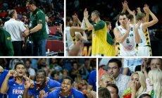Lietuvos krepšininkai liko per žingsnį nuo bronzos