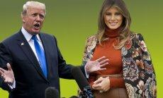 Nustebsi sužinojusi, ką Donaldas Trumpas padovanojo Melaniai gimtadienio proga