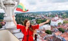 Turistai Lietuvoje
