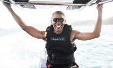 Barackas Obama ir Richardas Bransonas