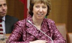 Derybos su Iranu. C. Ashton
