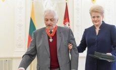 Dalia Grybauskaitė ir Zigmas Zinkevičius