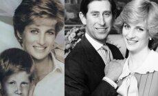 Paslaptys, kurias buvo stengiamasi nutylėti apie Dianos ir princo Charleso santuoką