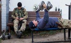 """Ukrainos batalionas """"Azov"""""""