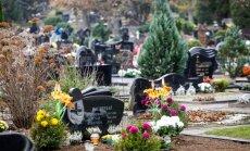 Karveliškų kapinės