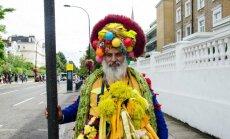 Lietuvė įamžino spalvingą šventę Londone
