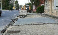 Vilniaus gatvė Raseiniuose