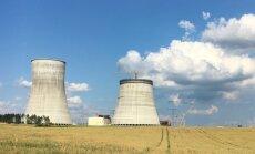 Astravyets N-plant in Belarus