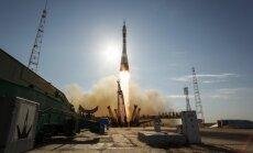 Raketos Sojuz pakilimas