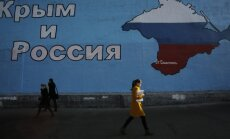 Crimea was annexed by Russia in 2014