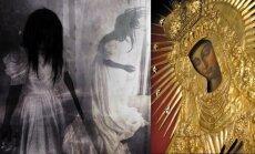 Legendos apie Aušros Vartų Švč. Mergelės Marijos stebuklus