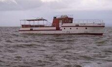 Россиянам вернули принесенное в Литву ветром судно