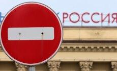 Rusijos bankas Rossija, sankcijos Rusijai
