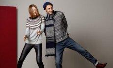 Laimėk stilingą ESPRIT megztinį ir žiemos aksesuarus! (laimėtojos)