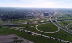 Automobilių eismas (asociatyvi nuotr.)