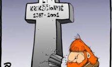 Pagonybė  - karikatūra