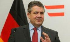 Sigmar Gabriel, German Foreign Minister