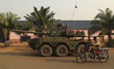 Centrinės Afrikos Respublika