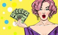 Tavo gimimo data ir pinigai: ar būsi turtinga?