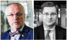 J. Olekas ir J. Požela