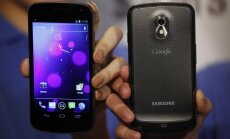 Samsung Galaxy Nexus išmanusis telefonas