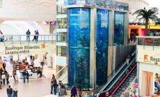 Prekybos centro Mega akvariumas