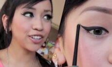 9 kontūro linijos, kurios padės išryškinti žvilgsnį ir padidins akis