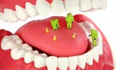 Ką išduoda nemalonus burnos kvapas ir kaip jo atsikratyti