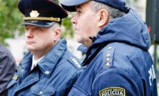 Latvijos policijos pareignai