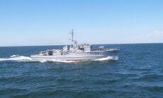 Karinių jūrų pajėgų minų paieškos ir nukenksminimo laivas M51 Kuršis