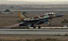 Izraelio F-16 naikintuvas