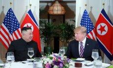 Donaldo Trumpo ir Kim Jong Uno susitikimas Hanojuje