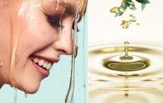 Mėgstamo aliejaus buteliukas turi būti kiekvienos moters vonioje