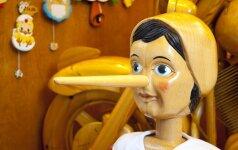 Kaip elgtis tėvams, kad vaikas nebemeluotų