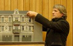 Scenografui Gintarui Makarevičiui – Nacionalinė kultūros ir meno premija