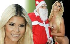 O jos Kalėdas švenčia štai taip...