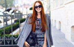 5 madingiausi suknelių modeliai rudeniui