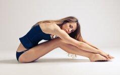 Seksualioms ir sportiškos blauzdoms - 5 efektyvūs pratimai