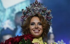 ФОТО: Титул Миссис Россия завоевала жена Дмитрия Диброва
