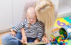 Vaikai ir knygos: kaip pamėgti skaitymą?