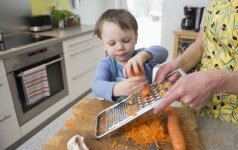 Kaip tėvams netapti savo vaiko tarnais: pedagogės komentaras