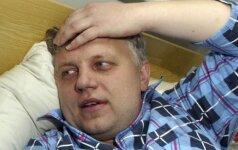 Павел Шеремет будет похоронен 23 июля в Минске