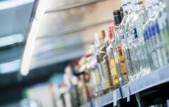 С сегодняшнего дня в магазинах Литвы подорожает алкоголь