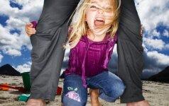 Be rėkimo ir mušimo įmanoma išauklėti kiekvieną vaiką: esminės taisyklės