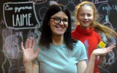 Šiaulietė Monika ėmėsi veiklos, kad vaikai ne kiurksotų prie ekranų, o lavintų kūną bei sielą