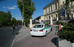 На железнодорожном вокзале Вильнюса была обнаружена взрывчатка