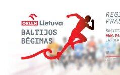 Wystartowały zapisy do Biegu Bałtyckiego ORLEN Lietuva