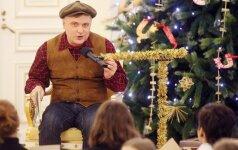 Gustavas prieš Kalėdas nudžiugino gerbėjus +RECEPTAS