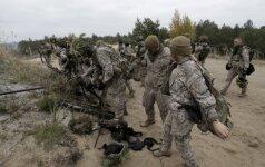 В Латвии начались международные военные учения Simple Strike 2016
